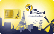 international global SIM card